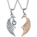 Matching Pendants Jewelry Set for 2